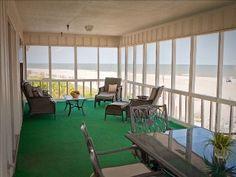 VRBO.com #144052 - Oceanfront Fabulous for Families, Sleeps 10 Best View on Tybee