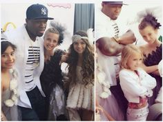 Oh just another fab day for our little dollies! Hangin with @50cent at a recent fashion show for LA Fashion Week! Too cool girlies @khialopez  @vandyjaidenn @trista_peszko. #doingbigthings #goingplaces #50cent #celebrity #runway #rapper #mcdollies #modelkids