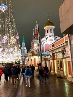 Guide til 7 høydepunkter i Moskva - Rundtekvator