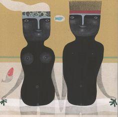 Arianna Papini Concorso per illustratori Tapirulan » Nona Edizione