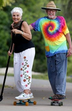 Elderly People on Skateboards Are the Coolest People on Earth - Rough Rider   Guff