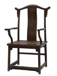 官帽椅  Chinese furniture
