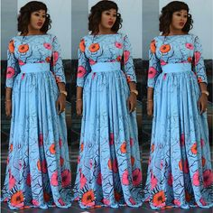 Are you a fashion designer looking for professional tailors to work with? Gazzy Consults is here to fill that void and save you the stress. We deliver both local and foreign tailors across Nigeria. Call or whatsapp 08144088142 For your latest styles and g African Maxi Dresses, Latest African Fashion Dresses, African Inspired Fashion, African Print Fashion, African Attire, African Wear, African Women, Fashion Prints, Ankara Dress