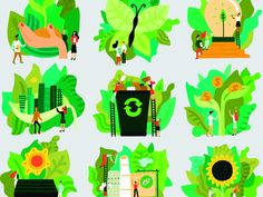 """Hoy es el """"Día mundial del medio ambiente"""" (Emoji) y debemos de hacer todo lo posible por poner de nuestra parte. :D"""
