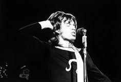 Mick Jagger (© Douglas Kent Hall)