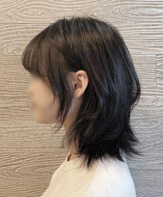 Haircuts Straight Hair, Girls Short Haircuts, Korean Hair Color, Hair Color For Black Hair, Hair Inspo, Hair Inspiration, Professional Haircut, Ulzzang Hair, Mullet Hairstyle
