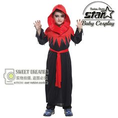 http://babyclothes.fashiongarments.biz/  Kids Vampire Costume Children Blood Print Halloween Costume Fancy Carnival Clothing Boys Cosplay for Festival Party Outfit, http://babyclothes.fashiongarments.biz/products/kids-vampire-costume-children-blood-print-