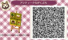 ACNL/ACHHD QR CODE-Picture Collage