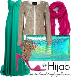 Hashtag Hijab Outfit #355