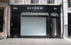Scream Gallery, 34 Bruton Street