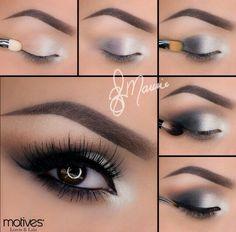 Etape maquillage