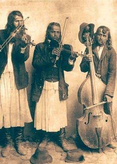 Foto de 1901. Hungria