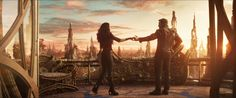 'Gamora' and 'Peter Quill'/'Star-Lord' on 'Ego: The Living Planet' in 'Guardians Of The Galaxy: Vol. Gardians Of The Galaxy, Guardians Of The Galaxy Vol 2, Marvel Characters, Marvel Movies, Starlord And Gamora, Nerd, Harry Potter, Wattpad, Star Lord