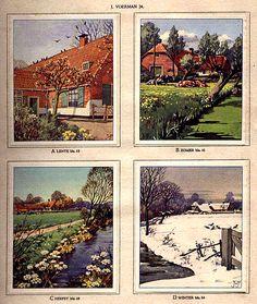 Dutch Photography of the daily life -De Verkadeplaatjes van Jan Voerman Jr.pagina:1-