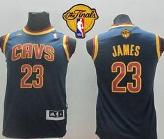 Nwt Cleveland Cavaliers Lebron James #NBA Final Adidas Swingman Jersey M -blue from $31.99