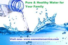 AAA Water Service offers Sales, Service and Repairs on all kinds of Water Systems and Treatments inc. Reverse Osmosis Systems and Well Water Systems. more info call at 239-267-1832.