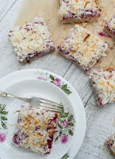 This is my healthy spin on an old fashioned classic - a delicious Raspberry Coconut Slice. For a three layer slice its remarkably quick and easy to make.