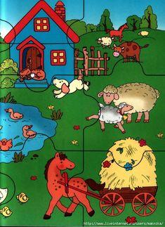 Puzzel boerderij 2