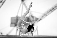 Photographer Acey Harper balances art, acrobatics - SFGate