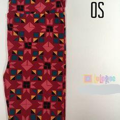 fe0dfb6bf8762 NEW Lularoe OS / ONE SIZE LEGGINGS ???????? BEAUTIFUL
