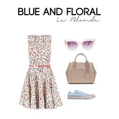 Get the look - Le Blonde Personal Stylist & el Shopper - Outfits inspiration - #dress #flowers