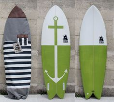 I know you're not supposed to pick out surfboards based on how cute they are, but really!