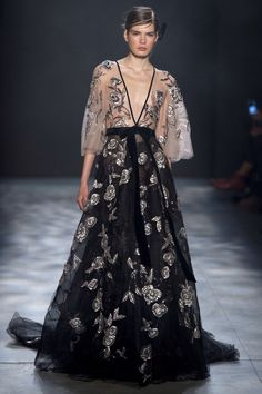 Marchesa Fall 2017 Ready-to-wear collection