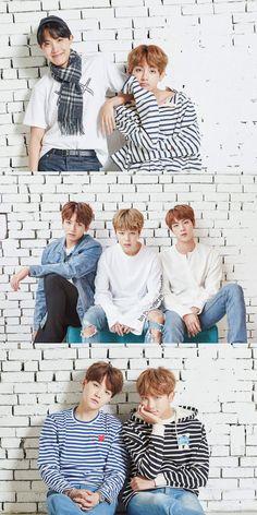 BTS Festa 2017 - Jung HoSeok, Kim TaeHyung, Jeon Jungkook, Park Jimin, Kim SeokJin, Min YoonGi, Kim NamJoon