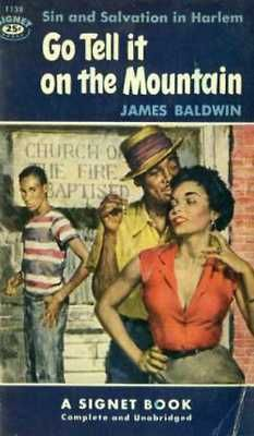 Cover by ?   (Go Tell it On The Mountain by James Baldwin)