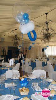Decoración con Globos para Eventos y Fiestas - Superglobos, ideas para decorar: NUESTRAS DECORACIONES