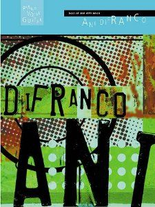 Best of Ani DiFranco: Ani DiFranco: 0073999432039: Amazon.com: Books