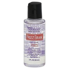 Harmon Face Values 2 oz. Frizz Erase Hair Serum Original Formula ** This is an Amazon Affiliate link. Be sure to check out this awesome product.
