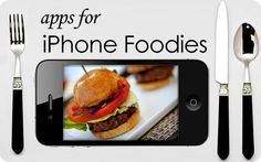 Top iPhone apps that all foodies love to gorge on!
