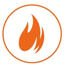35 Inspiring Fire-Based Logos | Logos and Fire