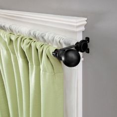 double window curtains hanging rod desyne topper double window curtain pinterest window curtains and products