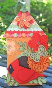 Floral Fest Birdhouse