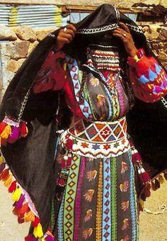 Bedouin woman, Sinai Desert, Egypt.