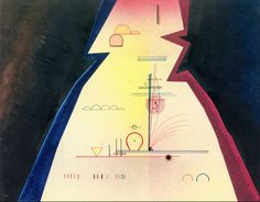 Dark Points,1931,Wassily Kandinsky