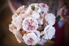 Pretty Peonies via Nicolas & Casey's Romantic Chateau Wedding: http://www.thelane.com/the-guide/real-weddings/nicolas-casey-languillon Photography by Bushturkey Studio