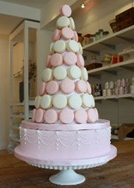 Bobbette & Belle | French Macaron Towers