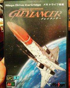 On instagram by ludlum_vince #segagenesis #microhobbit (o) http://ift.tt/1KkByyr picked up Sega Mega Drive Gleylancer. This also known as Advanced Busterhawk Gley Lancer. Another fantastic great shooter shoot-'em-up by NCS released exclusively in Japan . #Gleylancer #グレイランサー #Sega  #メガドライブ  #SegaGenesis  #segamegadrive #segacollection #segacollective #megadrive #16bit #16bits #cib #cuzsega #igerssega  #retrosega #retrogames #retrogaming #retrogamesingapore #ludlumV