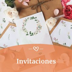 Invitaciones #invitacion #tarjetasdeinvitación #diseño #deco #creatividad #diseñobonito #lettering #ilustracion #invitaciones #sobre #tarjetaoriginal #invitados #invitacionesboda #invitaciones2019 #matrimoniocompe Invitation Paper, Wedding Invitation, Weddings, Couple, Invitations, Love, Wedding Ring Set