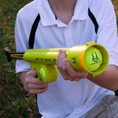 HYPER PET K-9 KANNON TENNIS BALL LAUNCHER FOR DOGS If you want to take the game of catch with your dog friend to a different level, have the Hyper Pet K-9 Kannon Tennis Ball Launcher for dogs