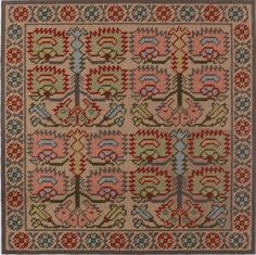 Turkish Carpet  http://www.ebay.it/itm/Needlepoint-Tapestry-Kit-Antique-Turkish-Carpet-Design-/221656276097?pt=UK_Crafts_Needlework_EH