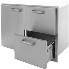 Bbqguys.com Sonoma Series 36 Inch Access Door & Double Drawer Combo BBQGuys.com http://www.amazon.com/dp/B003G7OQD6/ref=cm_sw_r_pi_dp_Zh1Cvb0PCSG1W