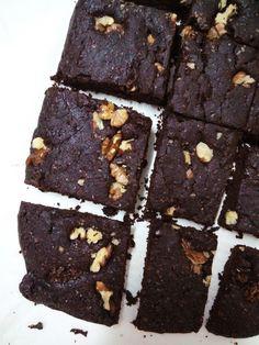 Brownie de Chocolate com Gelado de Baunilha