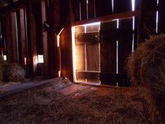 Love the hayloft