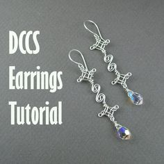 Tutorial  Double Celtic Cross and  Scrolls by DianneKargBaron, $10.00