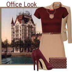 """Office Look"""
