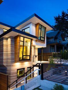 Amazing Contemporary Home Exterior Design Ideas
